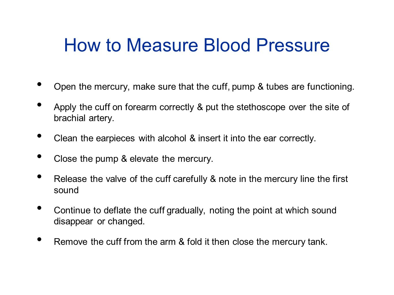 how to get normal blood pressure