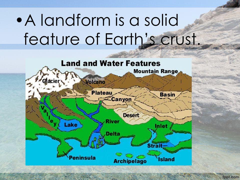 Plateau mountain diagram