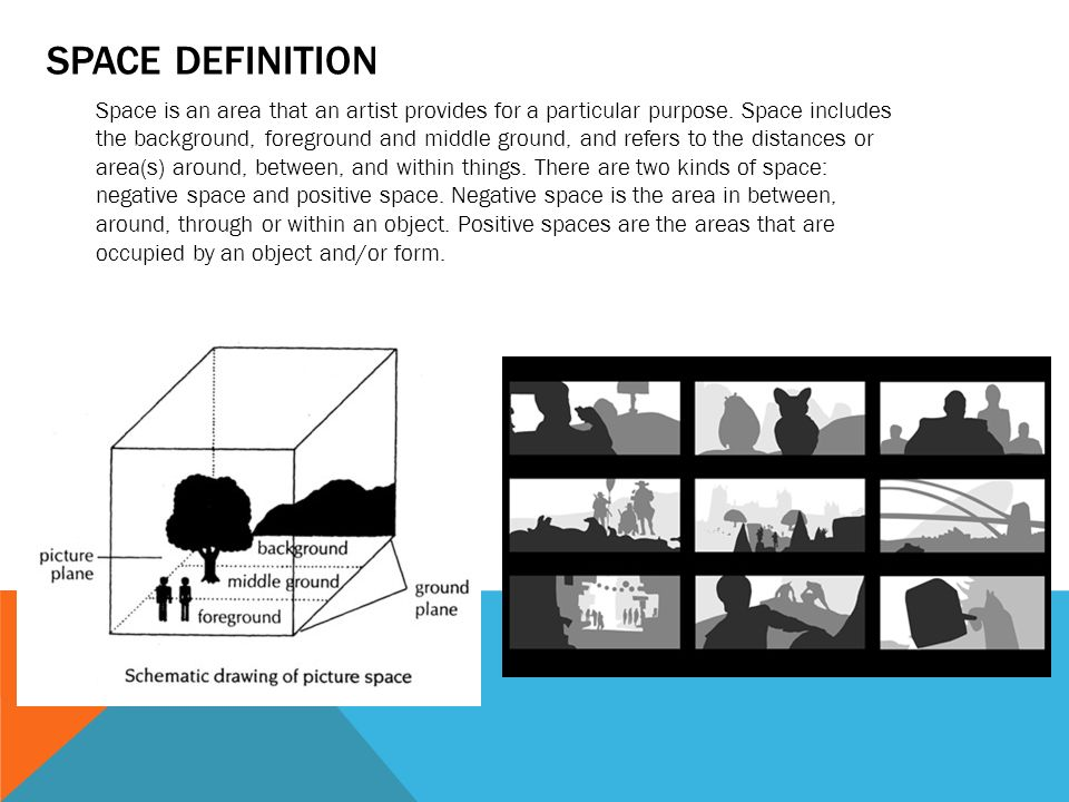 Elements of design value and color ppt video online for Definition of form and space in architecture