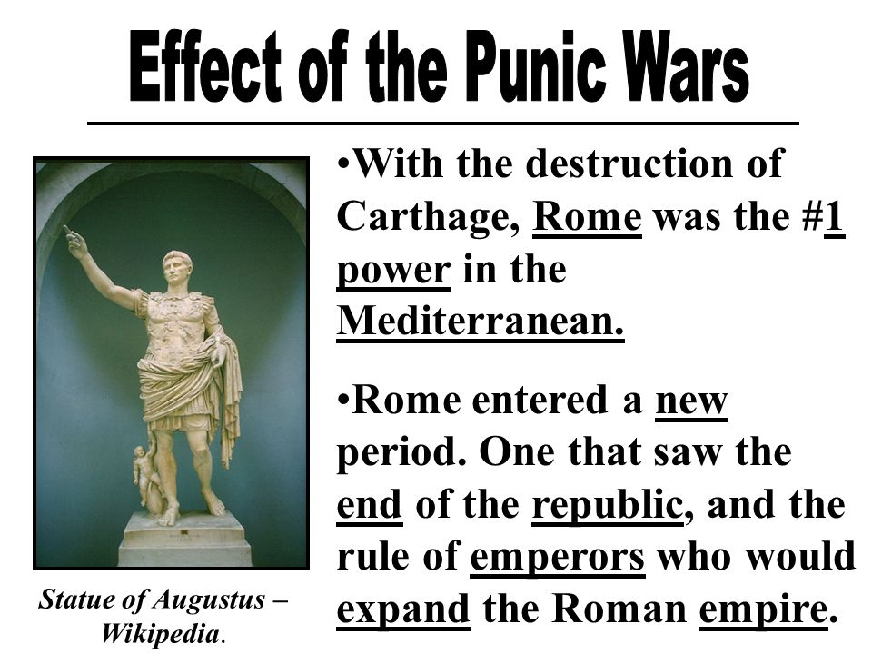 First punic war essay