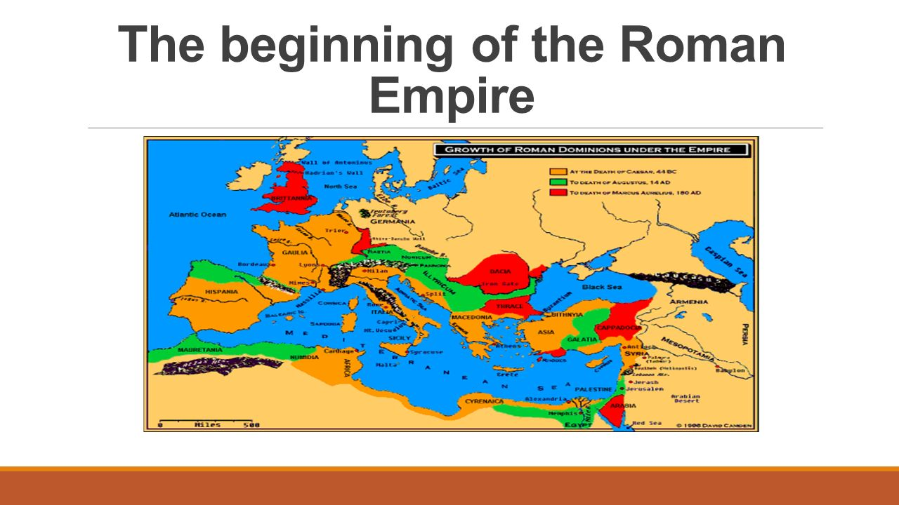 the start of the roman empire The roman empire was the post-republican period of the ancient roman civilisation, characterised by an autocratic form of government, headed by an emperor, and large.