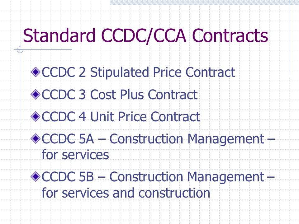 University of calgary continuing education ppt download for Cost plus building contract