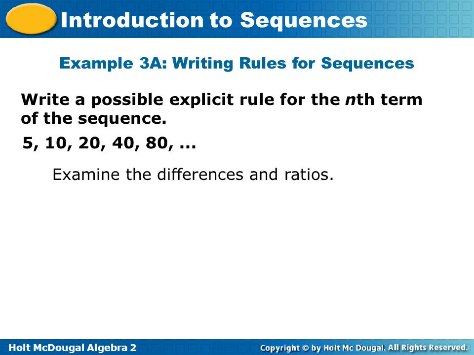 write an expression for the nth term of the sequence calculator