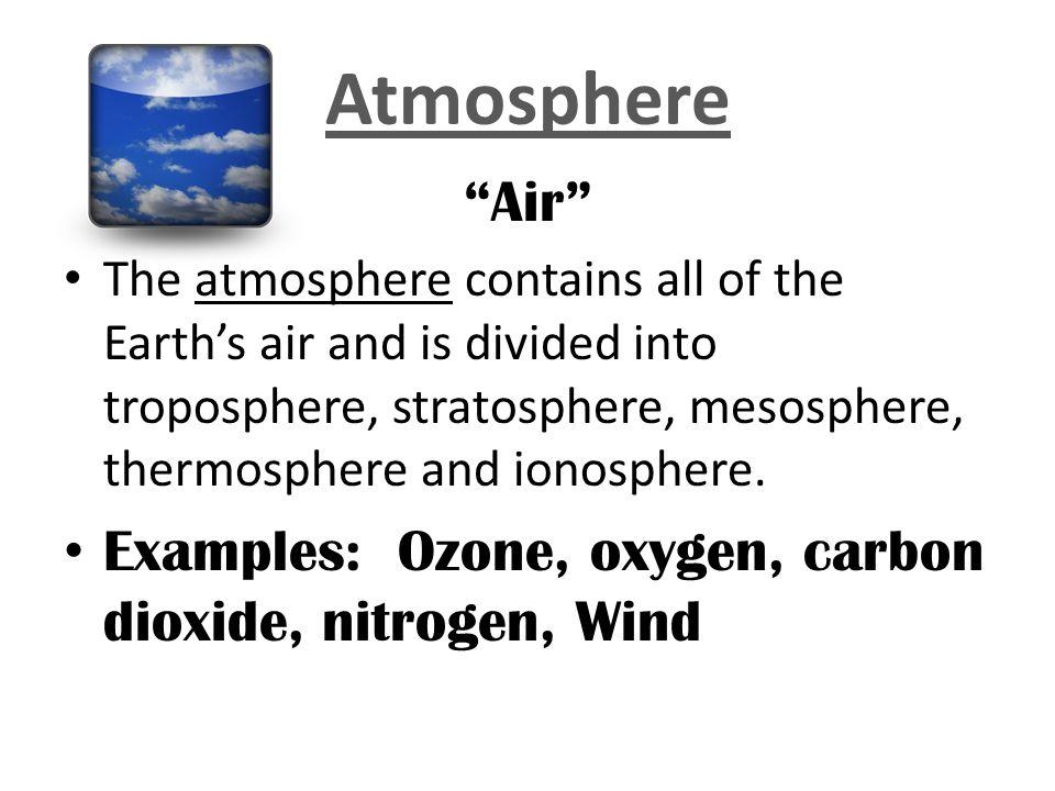 Atmosphere Air