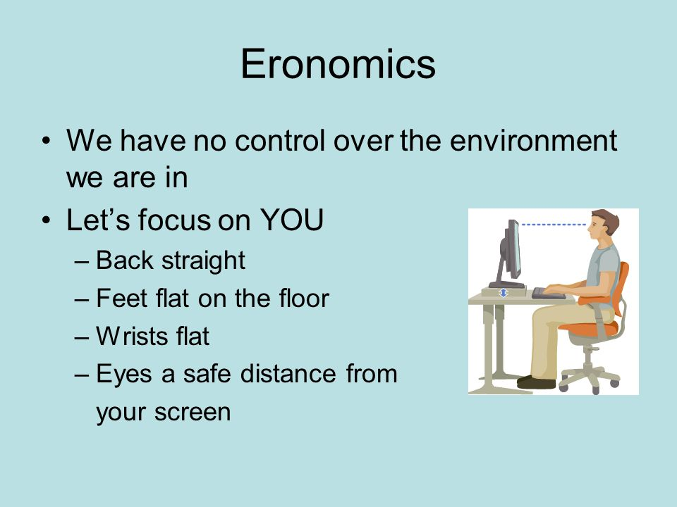 why ergonomics is important in workplace pdf