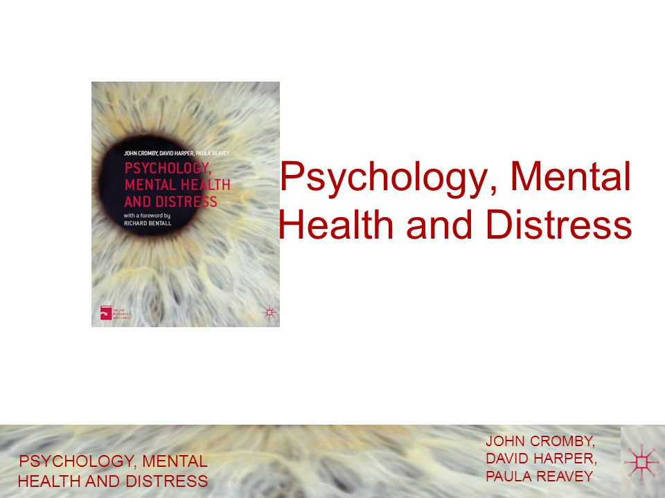 psychology and mental health Mental health — an essential part of children's overall health — has a complex interactive relationship with their physical health and their ability to succeed in school, at work and in society.