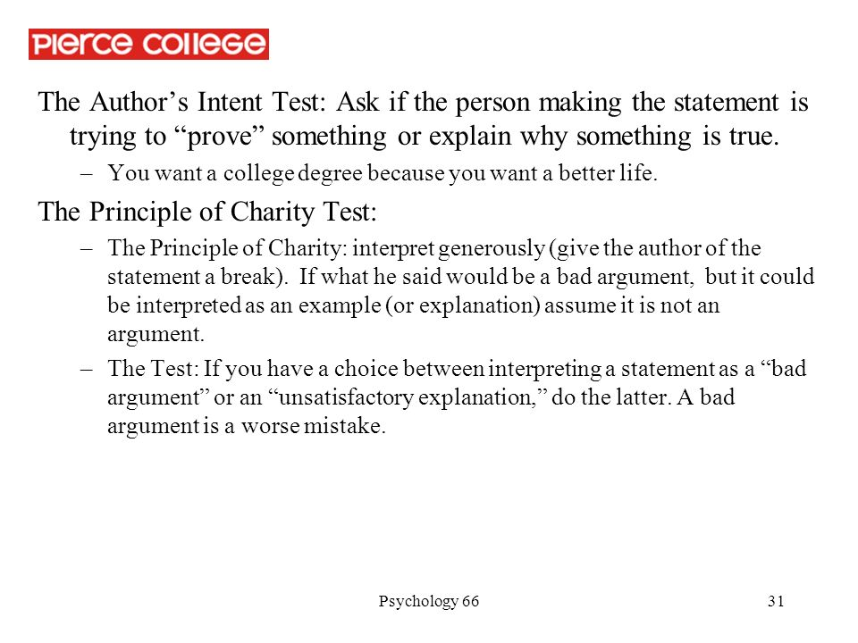 principle charity critical thinking The principle of charity (critical thinking) principle of charity a principle of interpretation that requires that unclear passages or arguments be interpreted in the way most favorable the speaker or writer in logic or critical thinking, the principle of charity is very similar to the idea of the benefit of the doubt the principle of charity requires the interpretation of a speakers.
