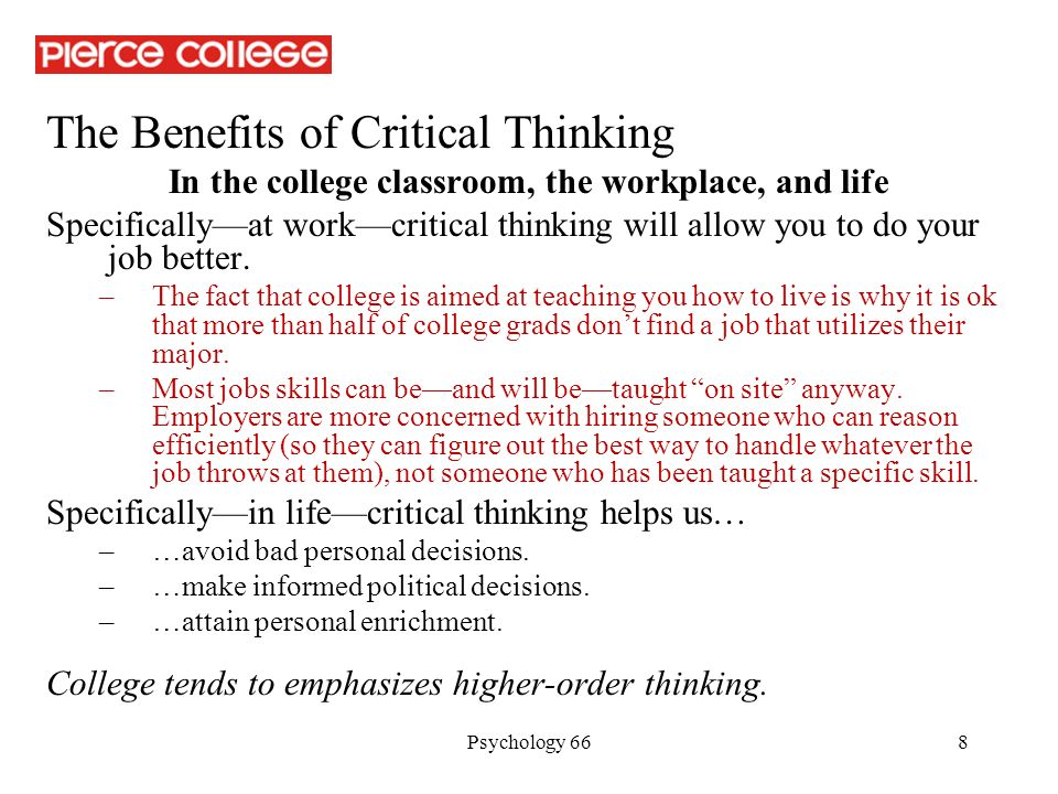 What are the Importance and Benefits of  Critical Thinking Skills     S  M   Rayhanul Islam   Pulse   LinkedIn