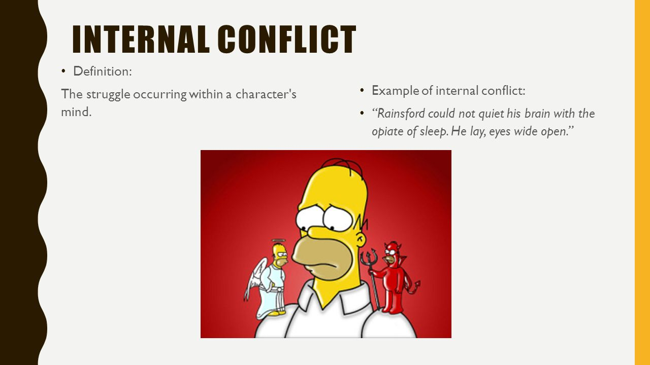 internal conflict in organization and the By doing so, organizations can easily manage individual conflicts and make the best out of it one of the best ways to manage individual conflicts is to offer paid leaves or sabbaticals to workers who are over frustrated and exhausted.