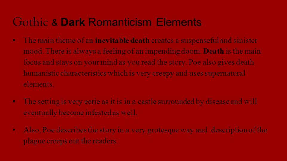 transcendentalism vs dark romanticism Romanticism unit transcendentalism unit dark romanticism unit persuasive  essay realism research unit home teacher sites raglow, michelle.
