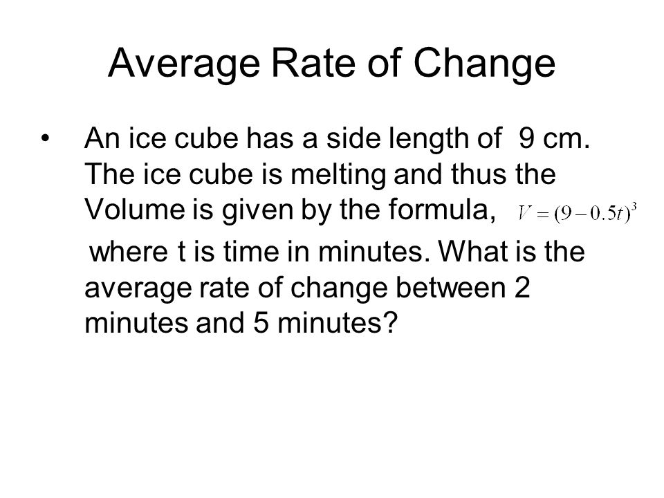 What is 'Rate Of Change - ROC'
