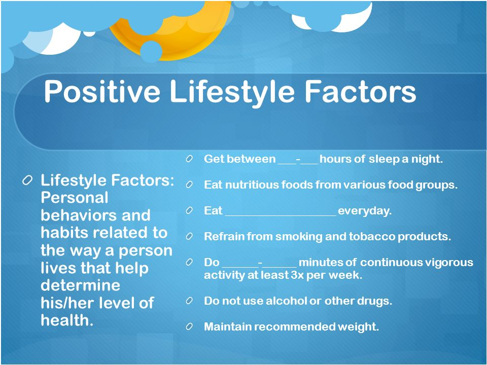 the importance of lifestyle factors in The role of lifestyle factors in cognitive aging and dementia tiffany f hughes  university of south florida follow this and additional works at:.