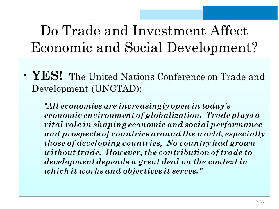 the benefits of trade openness to developing countries Trade openness, income levels, and economic growth: the case  of developing countries, 1970-2009  have shown that international trade openness benefits rich.