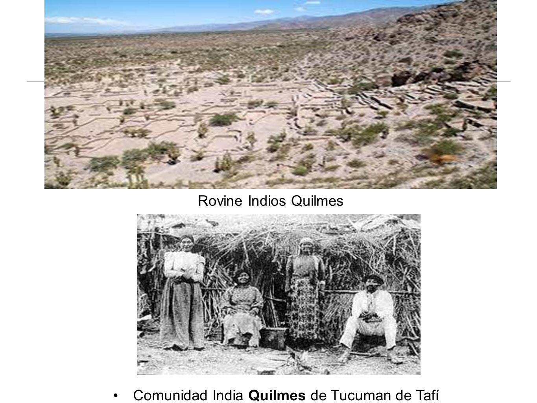 Comunidad India Quilmes de Tucuman de Tafí