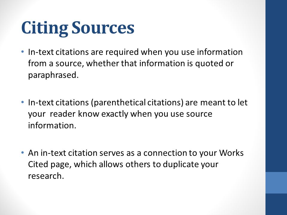 citing sources within an essay Citing sources apa also see print version chicago also see print version or online (duke only) version cse also see print version mla also see print version.