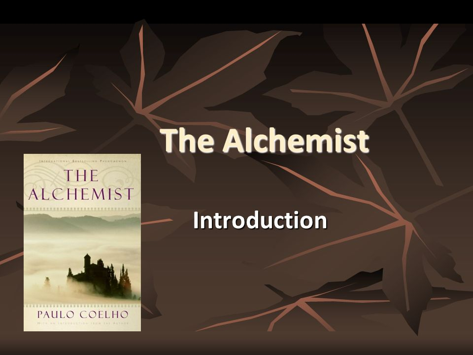 literary analysis on the alchemist The alchemist literary outline the alchemista book about a boy's quest for hidden treasure, seeing new places, meeting new people it has become a worldwide hit, selling millions of copies since it's publication in 1988.