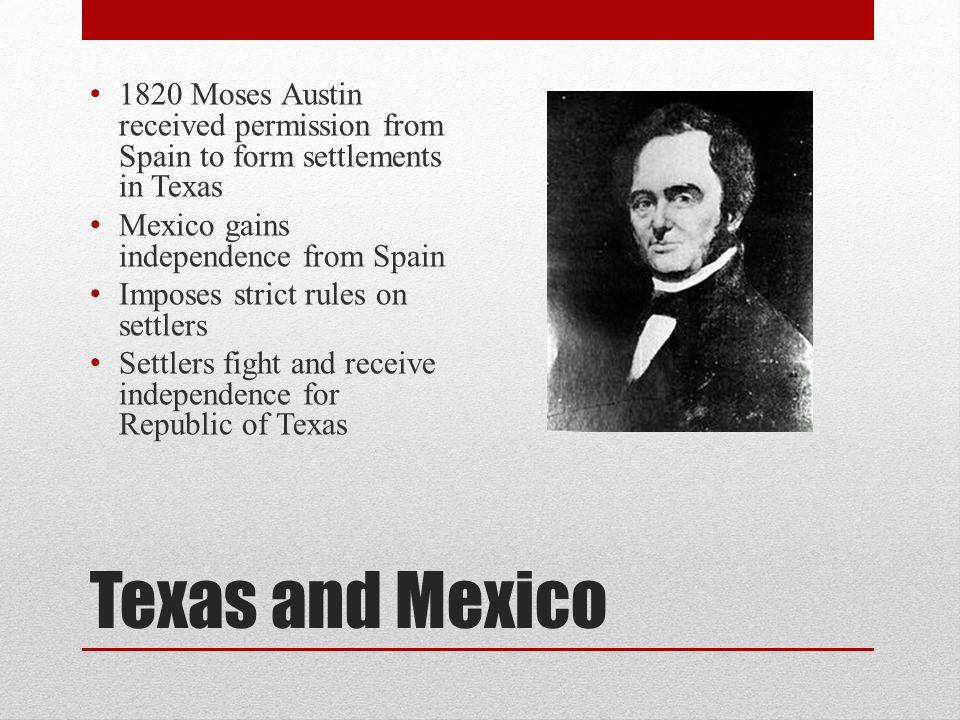 spanish settlements in texas