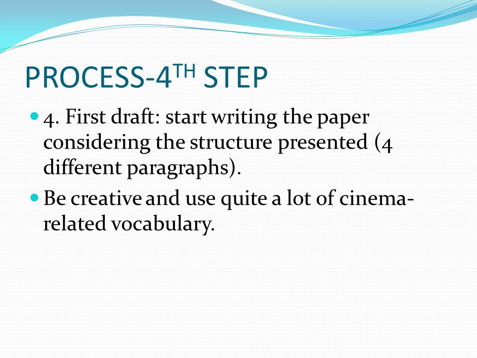 initial step in the process of writing a literature review The literature review process from write the review writing a literature review is a creative activitythe literature review: six steps to.