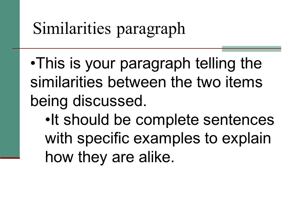 paragraphs essays similar Paragraph transitions: making connections your paragraphs do not function in a vacuum so if you are showing similar types of connections between multiple.