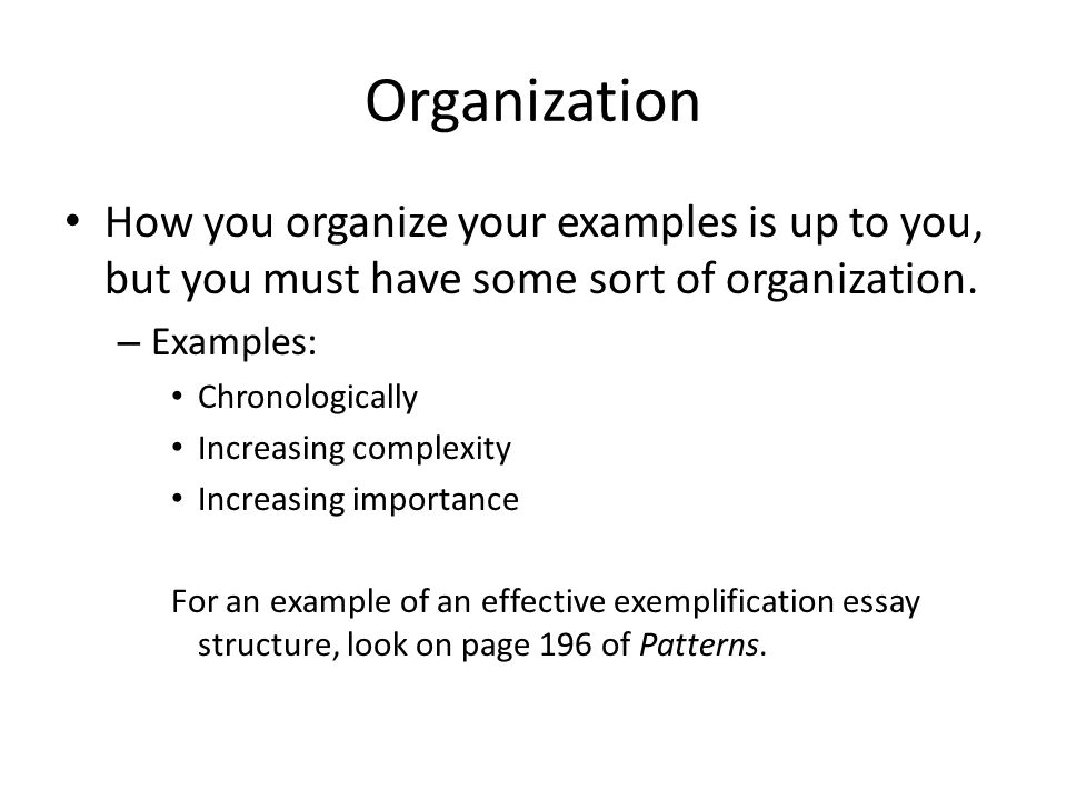 schools as organisations 6 essay Every student needs to master the skill of expository essay writing these tips can guide elementary, middle school, and high school writers with writing an expository essay.