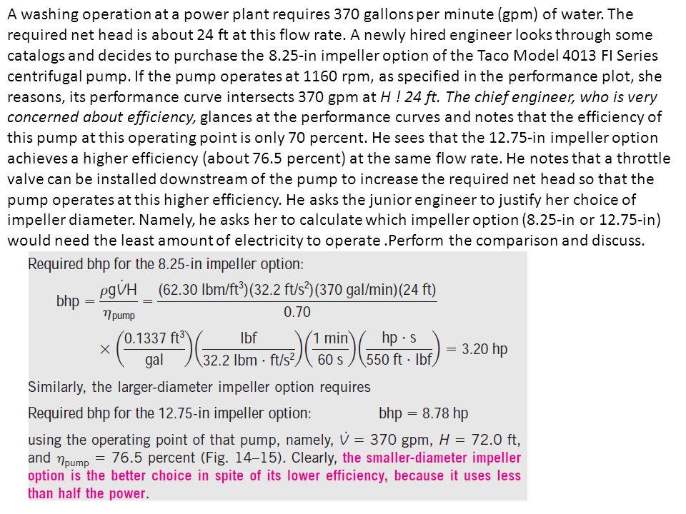 washing machine gallons per minute