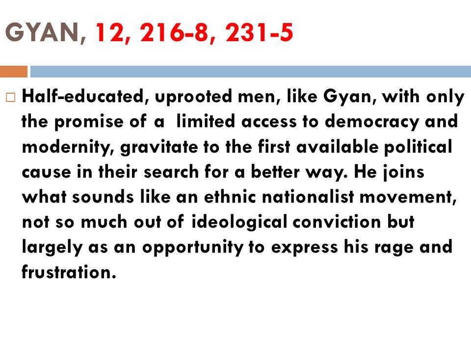 GYAN, 12, 216-8, 231-5