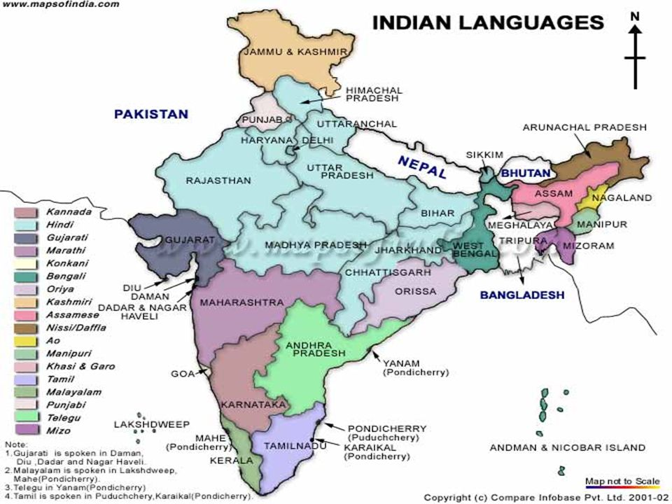 Ethnic identity has been moulded by linguistic identity