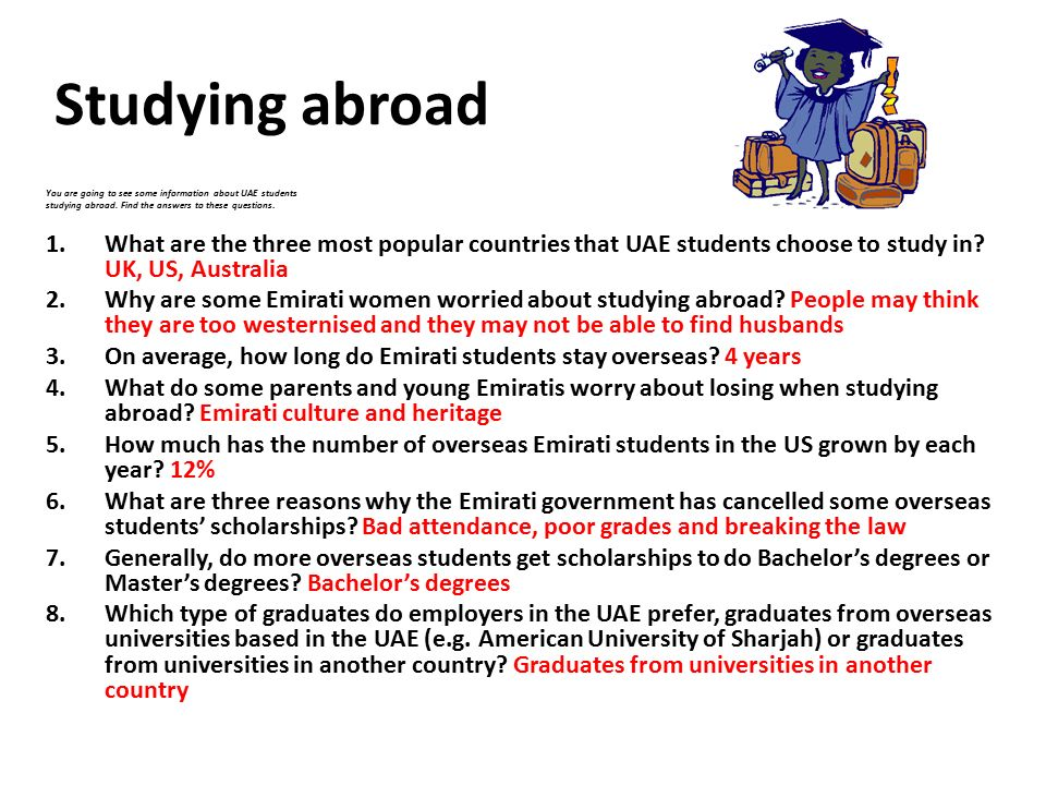 cause and effect essay about studying abroad 15 controversial essay writing topics on education abroad  does studying abroad heighten the chances of a student's lack of  cause and effect.