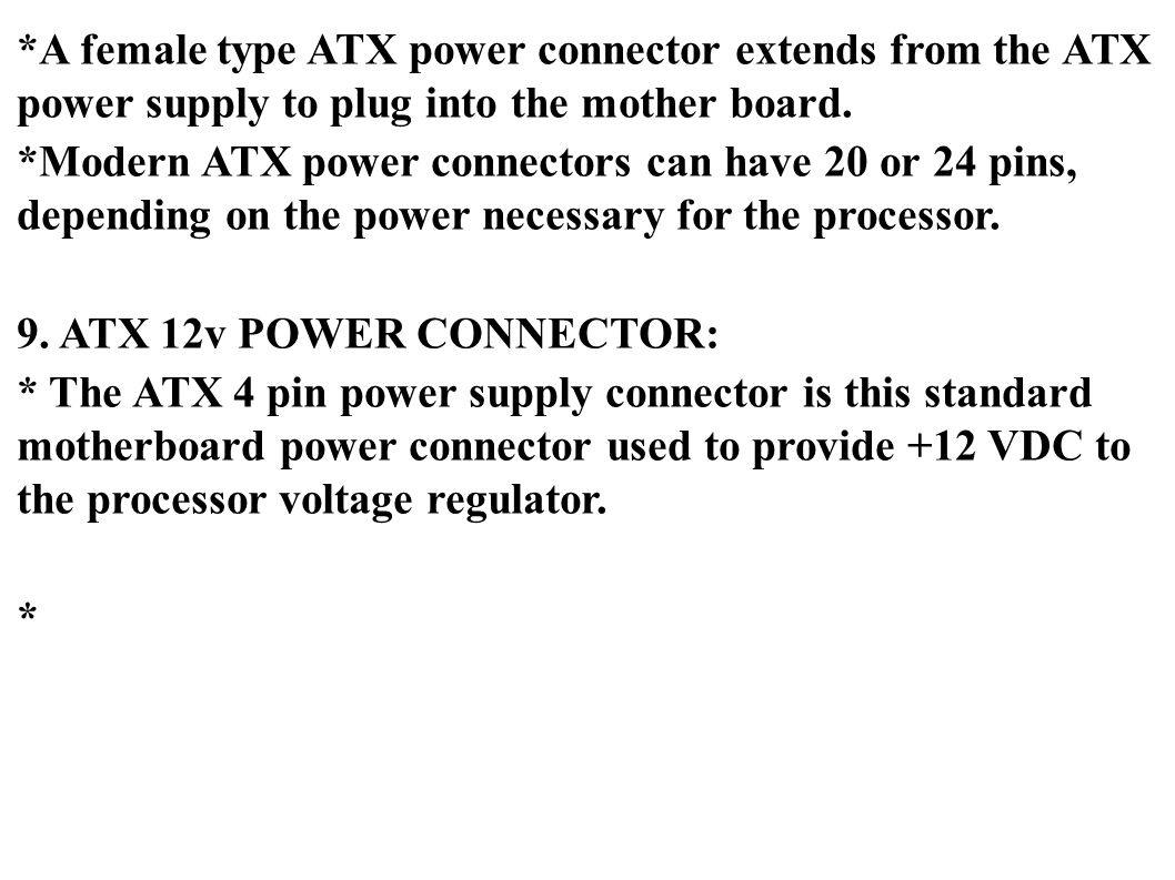 Beautiful Atx Power Supply Types Photos - Electrical Circuit ...