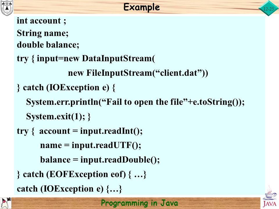 basic java programs examples with output pdf