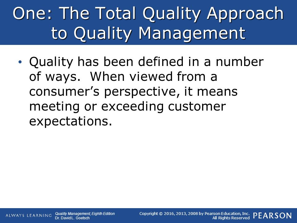 management meeting and exceeding customer expectations Management: meeting and exceeding customer expectations emphasizing the struggle to meet customers' needs and the role of leadership, this textbook surveys the principles and practices of management as it exists around the world.