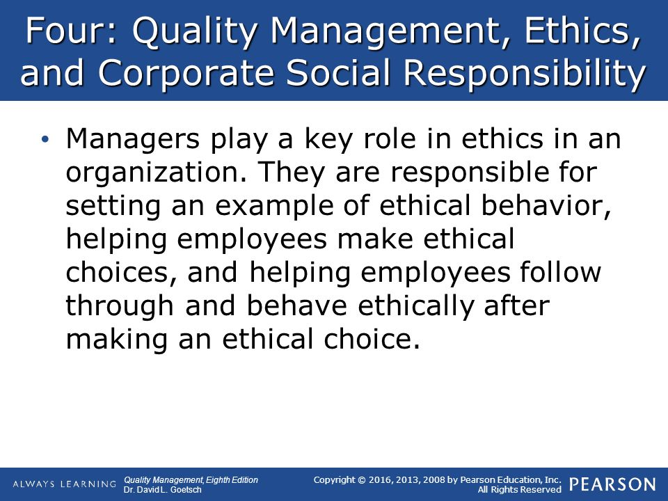 ethical behavior and social responsibility of organizations essay 71 with respect to appropriate corporate behavior, what society deems _____ as important a ethical responsibility b discretionary responsibility c.
