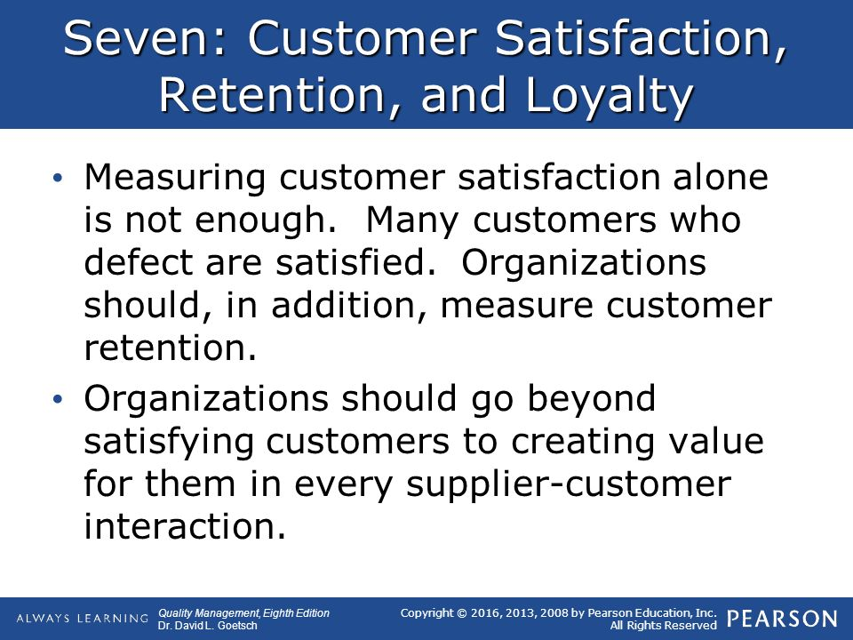 How to Build Customer Satisfaction, Value, and Retention