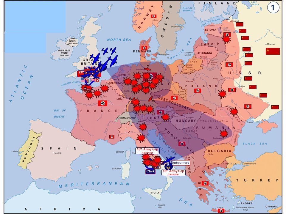 INVASION OF EUROPE