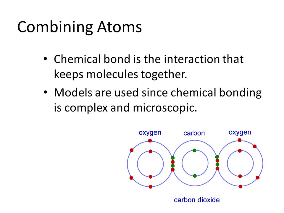 Chapter 8 Chemical Bonding - ppt video online download