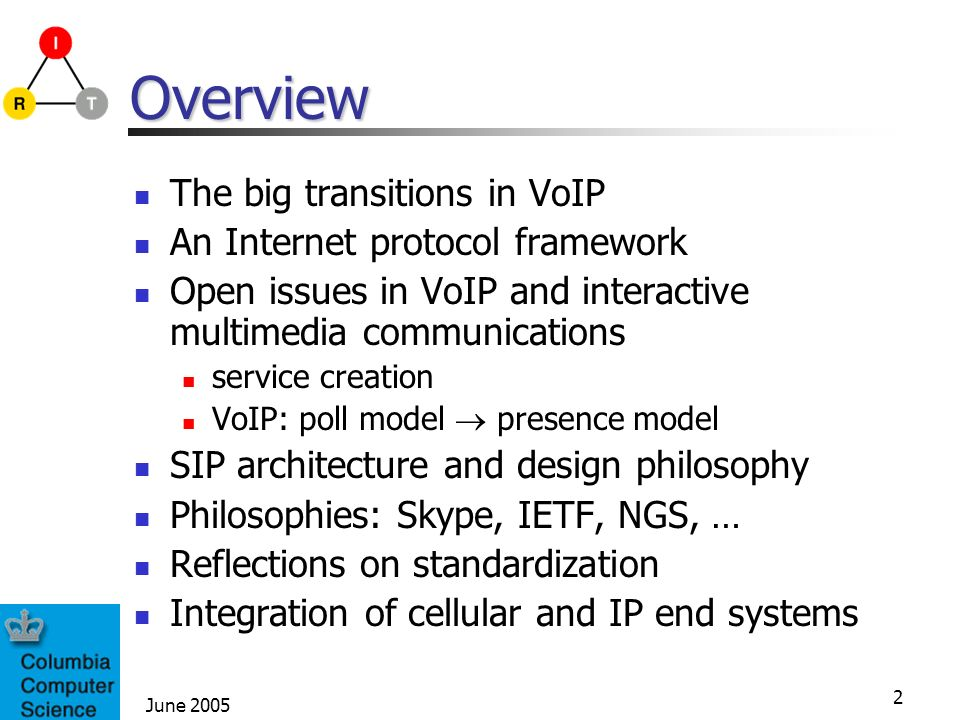Architecture Design Philosophy voip - moving from protocols to architecture(s) - ppt download