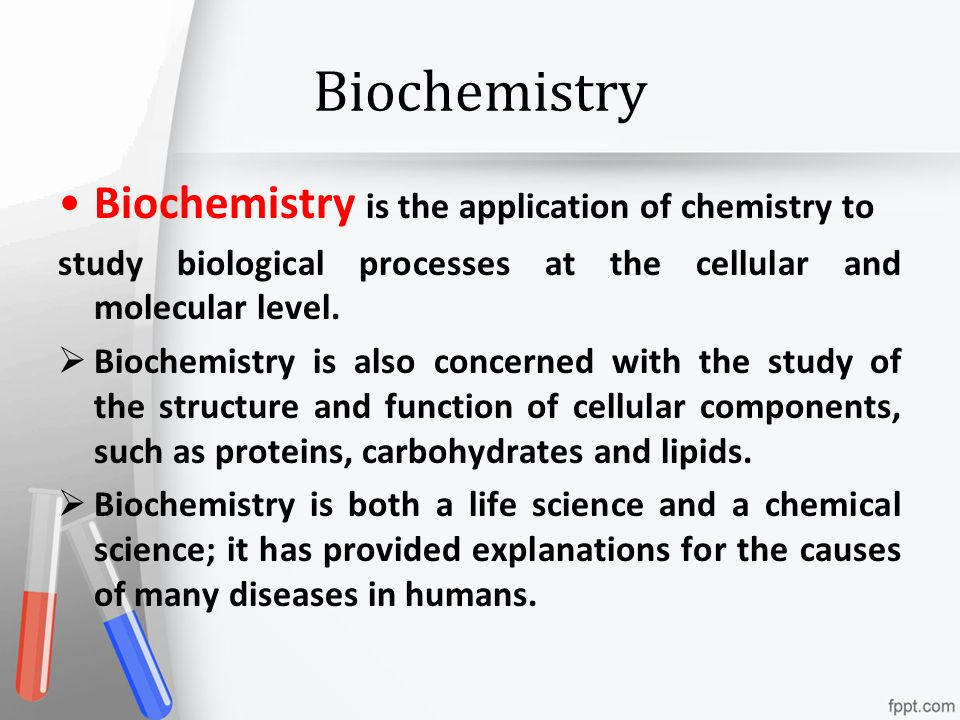 an introduction to the science of biochemistry and biochemical engineering Biochemical engineering: a textbook for engineers, chemists and  an  excellent, comprehensive introduction to the principles of biochemical  engineering.