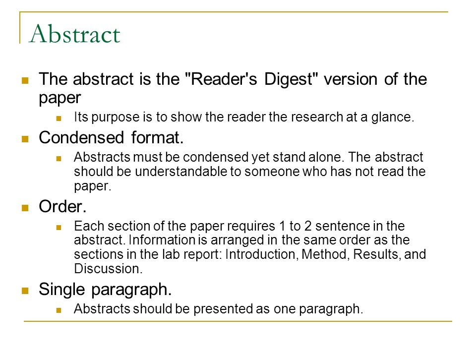 outline discussion section research paper The discussion should be written after the results section so that you have a good idea of what the experiment has demonstrated the discussion section should definitely have a statement of your expected findings (pechenik, 86) this should include your hypothesis and a brief statement about why these types of results.