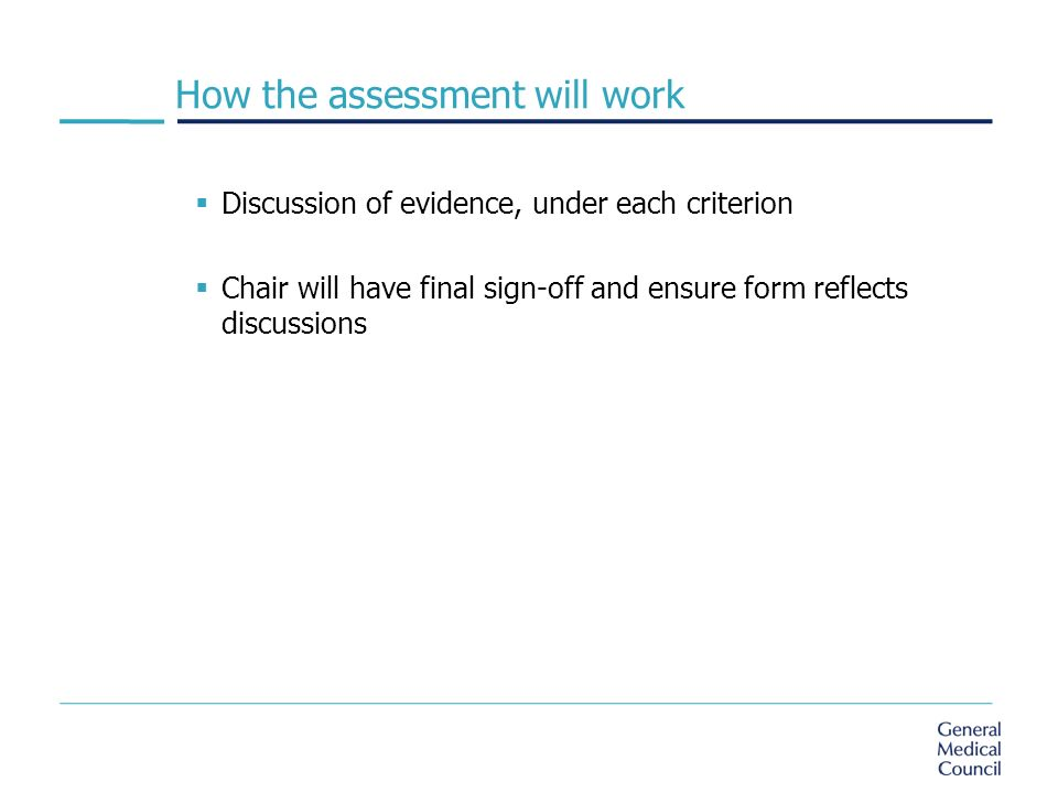 Specialist Associate Cesr Evaluation Day - Ppt Video Online Download
