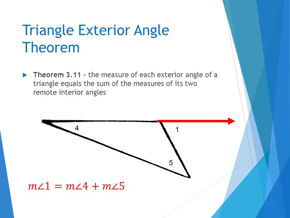 3 5 Parallel Lines And Triangles Ppt Download