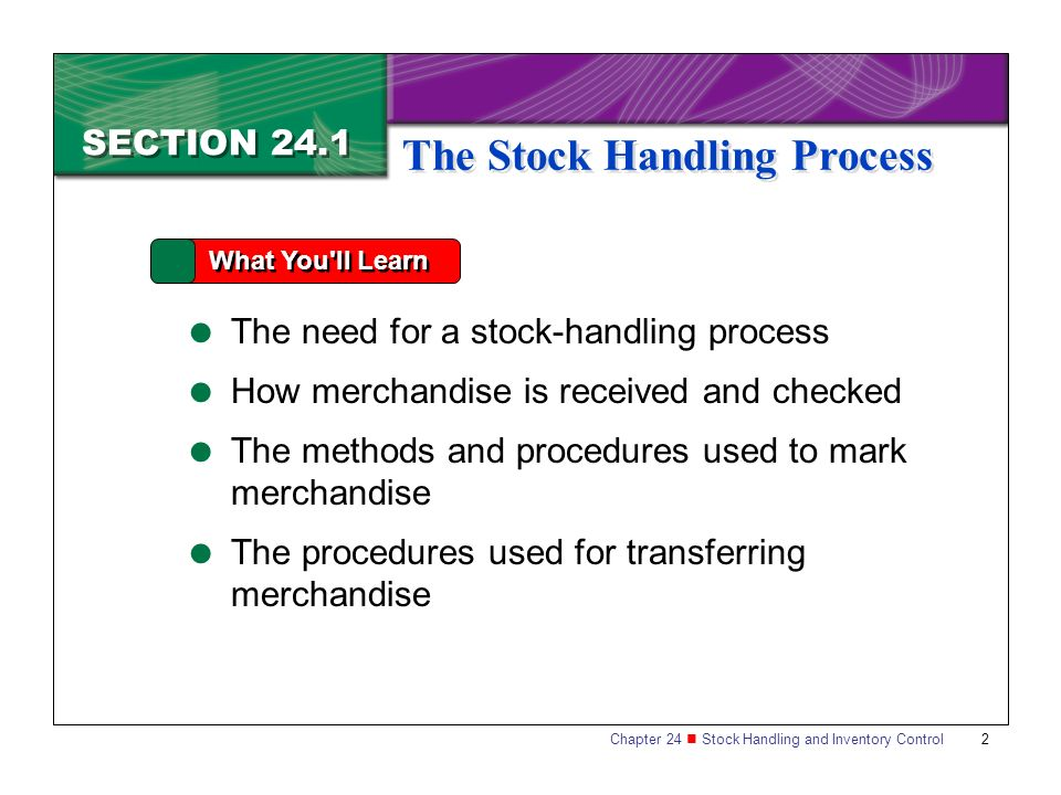 stock control method Advertisements: the abc method of inventory control system: advantages and disadvantages in order to exercise effective control over materials, abc (always better control) method is of immense use.