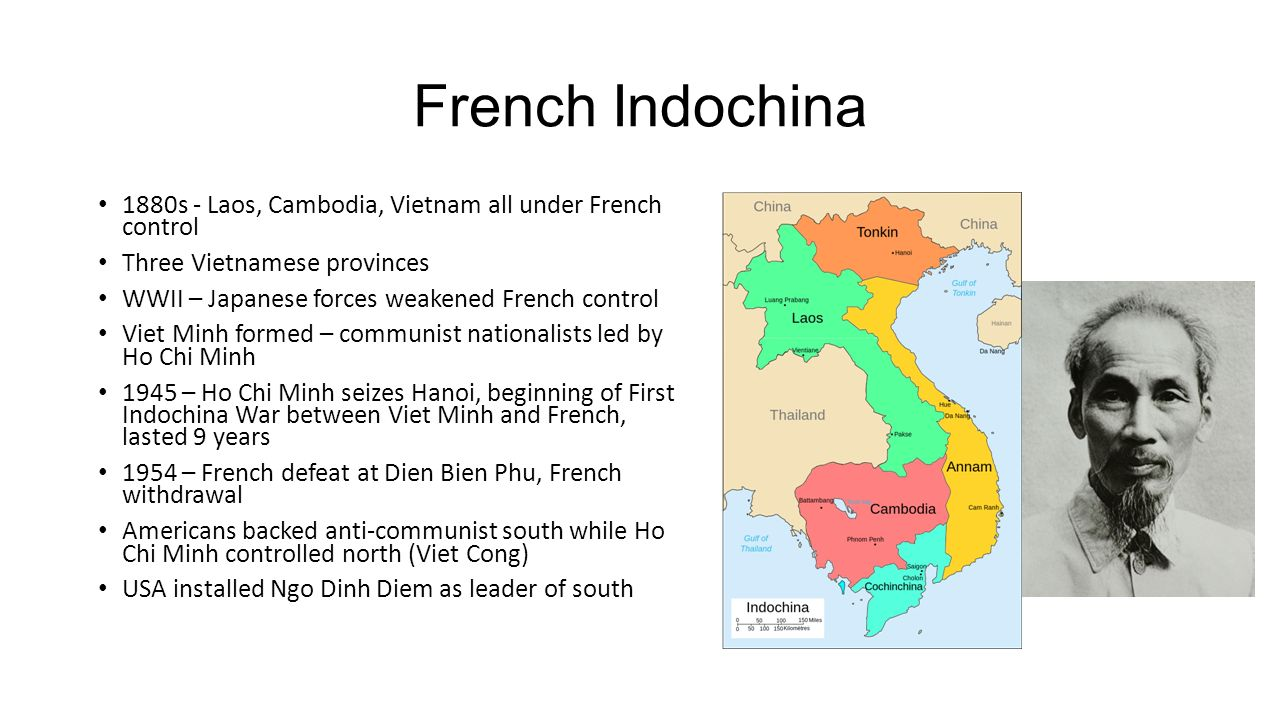 Korea french indochina cuba ppt video online download french indochina 1880s laos cambodia vietnam all under french control three vietnamese publicscrutiny Choice Image