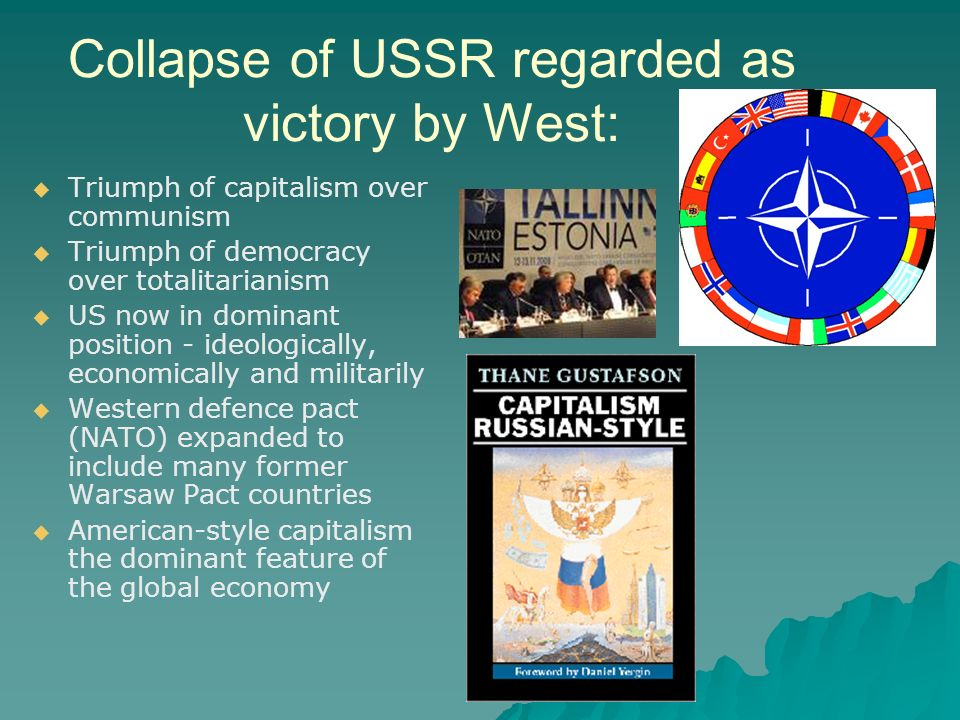 the victory of western democracy over totalitarianism Understand different political systems in the modern western world and totalitarianism, monarchy and a correlation of world history: the modern era.