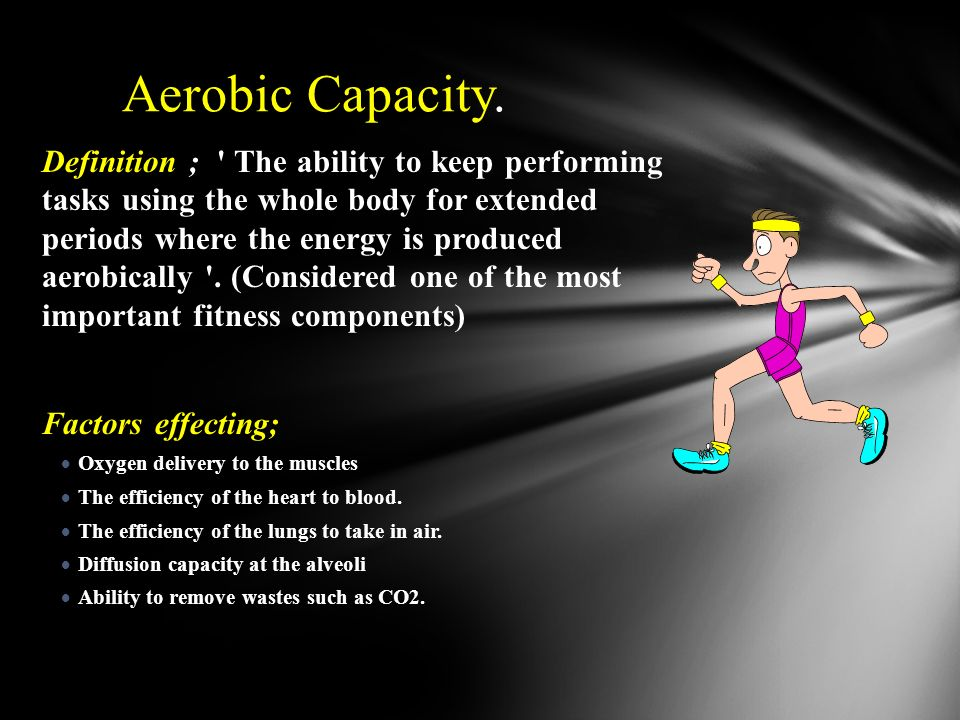Fitness Components & Testing - ppt download