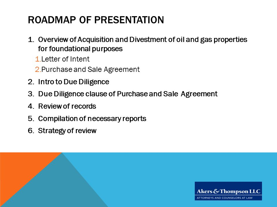 DUE Diligence Review Letter of Intent and Beyond ppt video – Letter of Intent to Purchase Goods