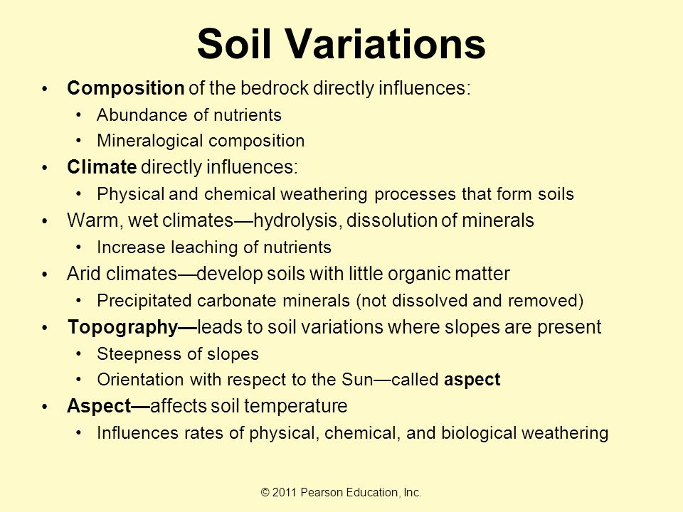 chemical composition of soil pdf