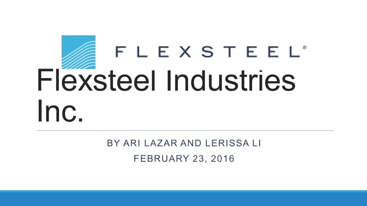 Flexsteel Industries Inc.