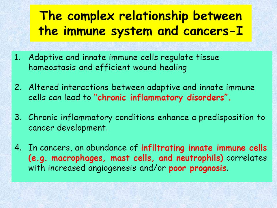 relationship between the immune system and We might also need to rethink the immune system's relationship with the   some of its antigens to the immune system without letting it inside.