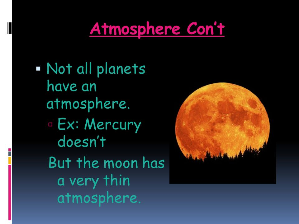 Atmosphere Power Point - ppt download