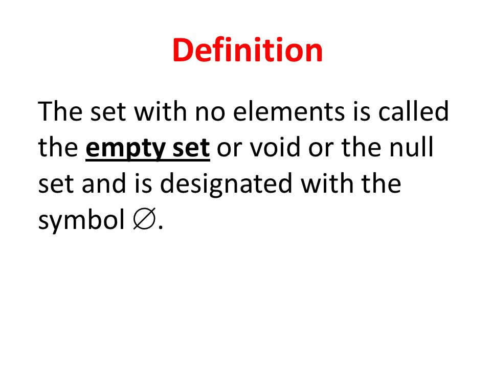 Introduction to Sets Definition, Basic and Properties of Sets ...